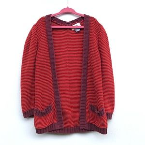 Old navy toddler girl knit cardigan sweater